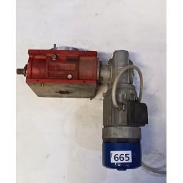 Stół obrotowy Przekładnia silnik BETTINELLI Nr665