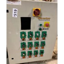 Rozdzielnia szafa elektryczna wys 76x60x35 Nr519