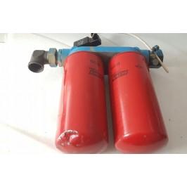 Filtr oleju BALDWIN B99 x 2 zespół elektrozawór