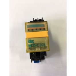 IDEC Przekaźnik RU2S-C-D24 24VDC Dwubiegunowy 10A