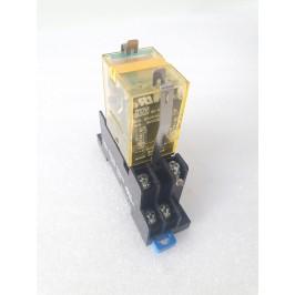 IDEC Przekaźnik RU2S-CD-D24 24VDC Dwubiegunowy 10A