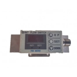 Czujnik przepływu SMC wody PF2W720-04-27