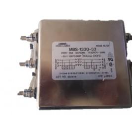 LAMBDA MBS filtr przeciwzakłóceniowy 3-faz 30A