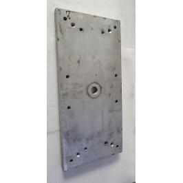 Blacha blok aluminium 510x245x20mm