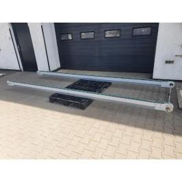 Przenośnik taśmowy transportowy 450x132cm Nr748