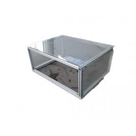 Profil aluminiowy 20x20 osłona 54/41/23cm