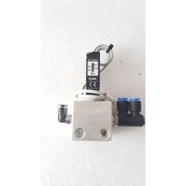 Wyłącznik ciśnienia SMC IS 1000 rozdzielacz