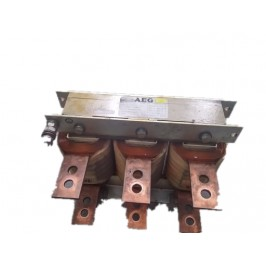 Dławik sieciowy 3-faz 400V AEG 380,0A 0,050mH 5%