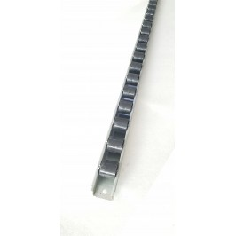 Listwa stalowa przenośnik rolkowy 165cm 38 rolek