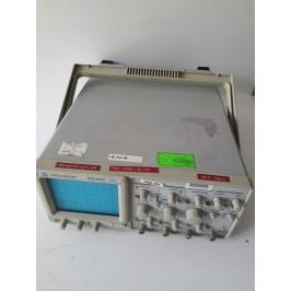Oscyloskop analogowy GW Gwinstek GOS-652G 50 MHz