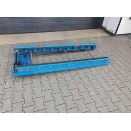 Przenośnik taśmowy transportowy 188 x 69cm Nr626
