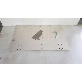 Blacha blok aluminium 1000x600x25mm