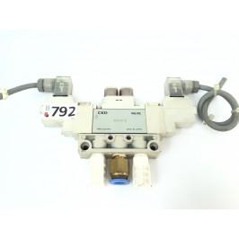 Elektrozawór Siłownik CKD 4GA320-B 24VDC