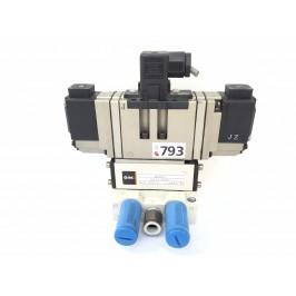 Elektrozawór modułowy SMC VS7-6-FPG-D-3NM 24VDC