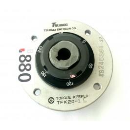Sprzęgło mechaniczne z regulacją siły 10mm