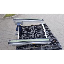 Przenośnik taśmowy transportowy 100x83cm Nr790