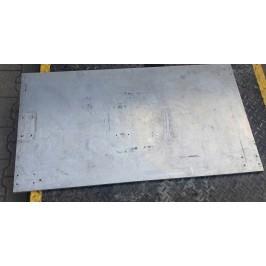 Blacha płaskownik blok aluminium 1300 x 640 x 15mm
