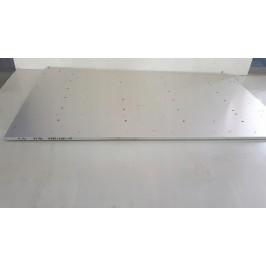 Blacha blok aluminium 1285x690x15mm