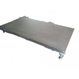 Podest platforma stół stal kwasoodporna 109x60x15