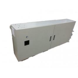 Rozdzielnia szafa elektryczna wys 75x190x32 Nr591