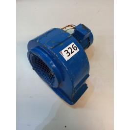 Wentylator turbina D/10 TF228 silnik 0,55kw Nr326