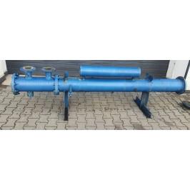 WYMIENNIK CIEPŁA SABROE KL-1 270/20cm 60/40l