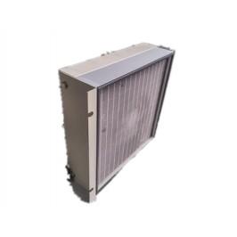 Wentylator z filtrem 40x40x14cm + zasilacz
