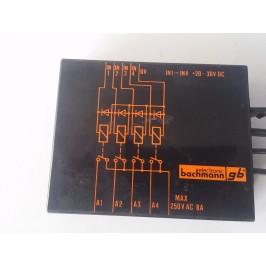 Kontroler Temperatury Bachmann gb RTR 4