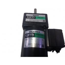 Silnik OM 2TK3CGN-A 3W 100V przekładnią 1:5
