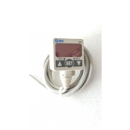 SMC Czujnik ciśnienia próżni ZSE40-01-22L-M NrA372