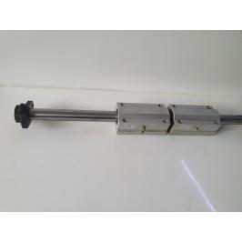 Prowadnica wałek podparty LHBBW30 fi 30mm 930mm