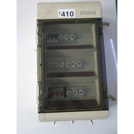 Szafa szafka plastikowa 54x29x13cm HENSEL Nr410