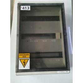 Szafa szafka plastikowa 56x37x14cm ABB Nr413