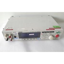 Tester Ciągłości Uziemienia KIKUSUI TOS6200
