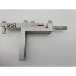 MITUTOYO śruba głowica mikrometryczna 0-10mm 0,01