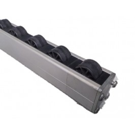 Przenośnik rolkowy listwa profil aluminium 660mm